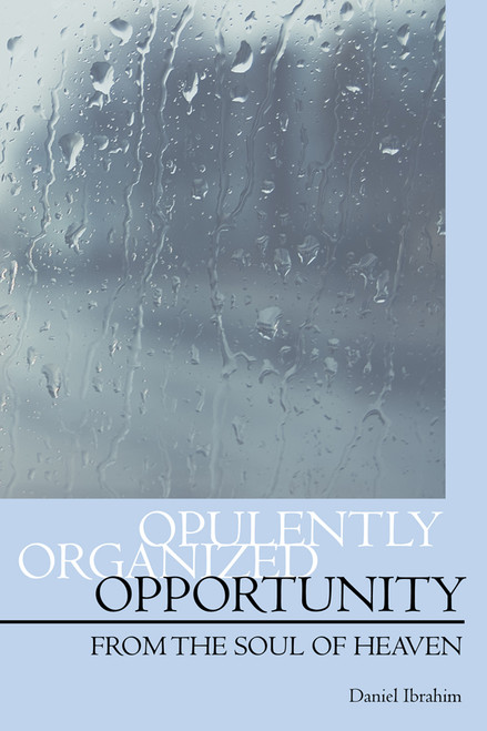 OPULENTLY ORGANIZED OPPORTUNITY: From the Soul of Heaven