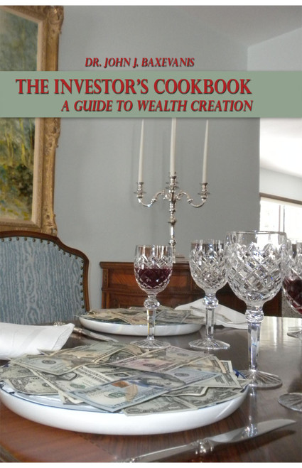 THE INVESTOR'S COOKBOOK: A GUIDE TO WEALTH CREATION