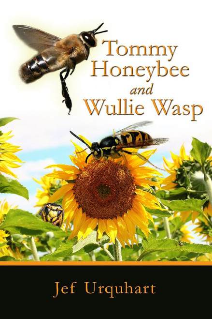 Tommy Honeybee and Wullie Wasp