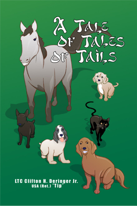 A Tale of Tales of Tails: Animals in My Life