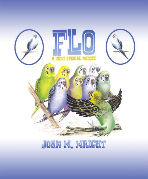 Flo: A Very Special Budgie