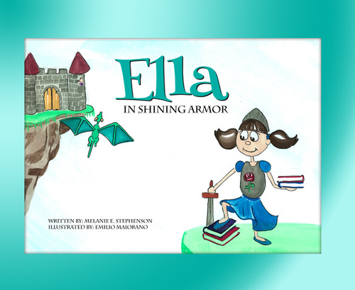 Ella in Shining Armor