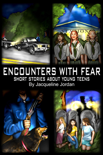 Encounters With Fear: Short Stories About Young Teens