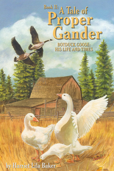 Boyduck Goose: His Life and Times: Book II: A Tale of Proper Gander