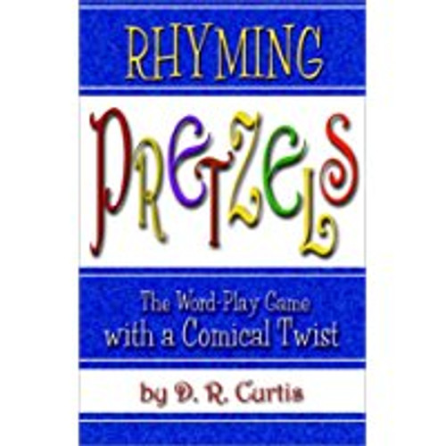 Rhyming Pretzels: The Word-Play Game with a Comical Twist