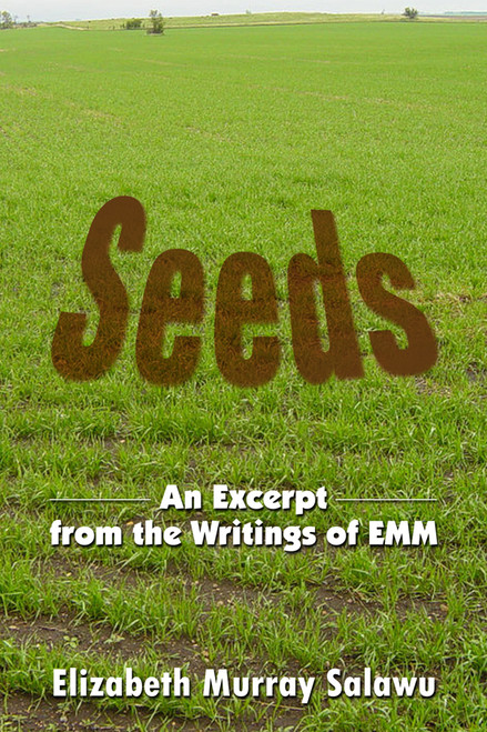 Seeds: An Excerpt from the Writings of EMM