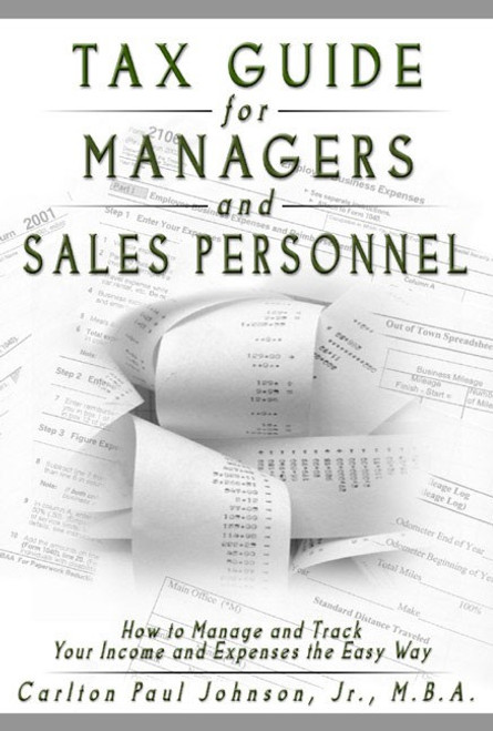 Tax Guide for Managers and Sales Personnel