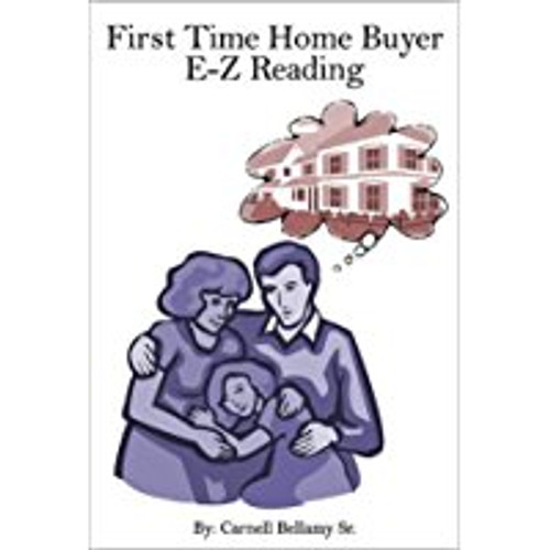 First Time Home Buyer E-Z Reading
