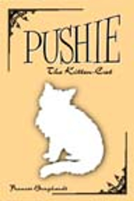 Pushie the Kitten-Cat