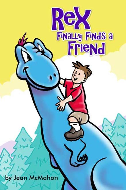 Rex Finally Finds a Friend