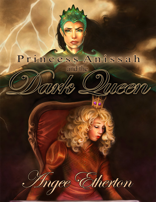 Princess Anissah and the Dark Queen