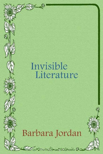 Invisible Literature