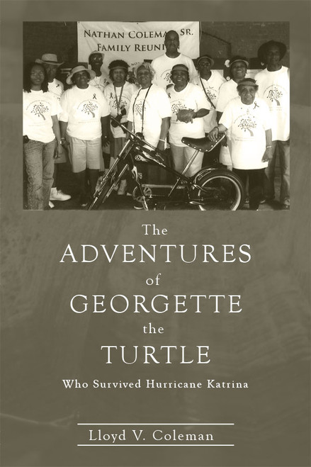 The Adventures of Georgette the Turtle Who Survived Hurricane Katrina