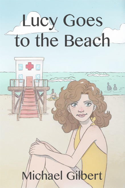 Lucy Goes to the Beach