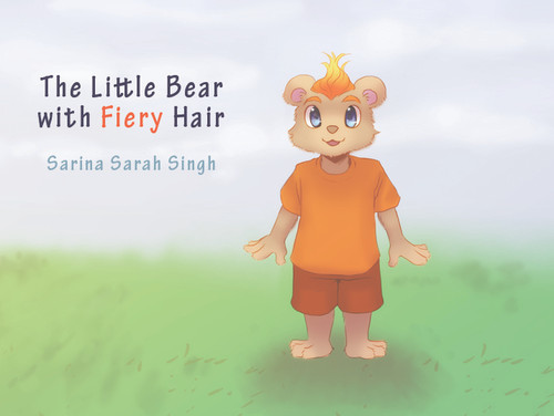 The Little Bear with Fiery Hair