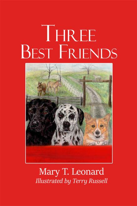 Three Best Friends - eBook
