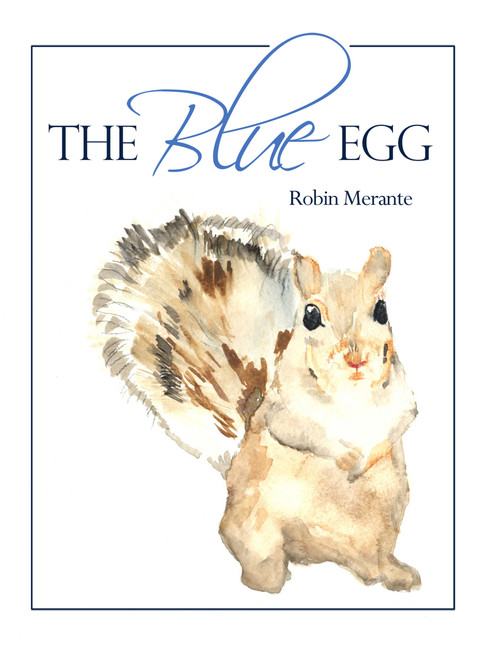 The Blue Egg - eBook