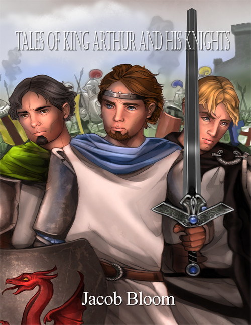 Tales of King Arthur and His Knights - eBook