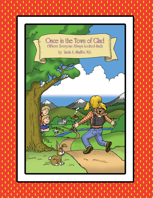 Once in the Town of Glad - eBook
