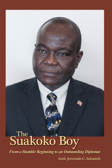 The Suakoko Boy - eBook
