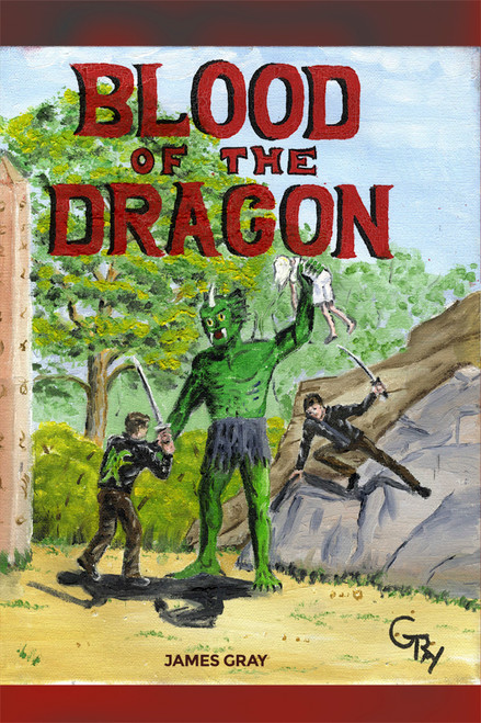 Blood of the Dragon - eBook
