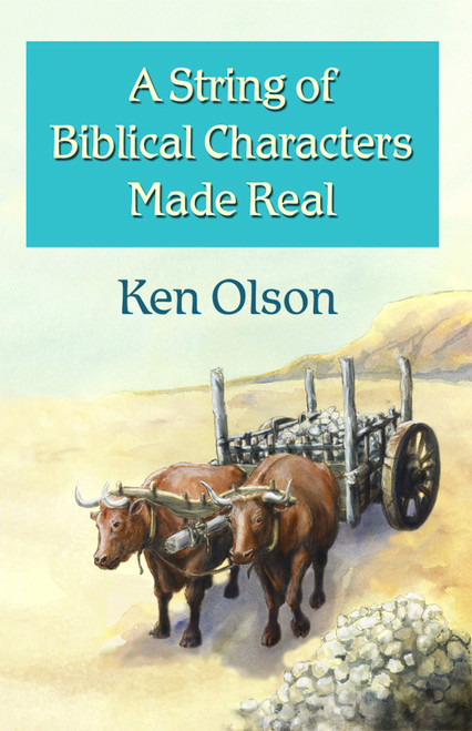 A String of Biblical Characters Made Real - eBook