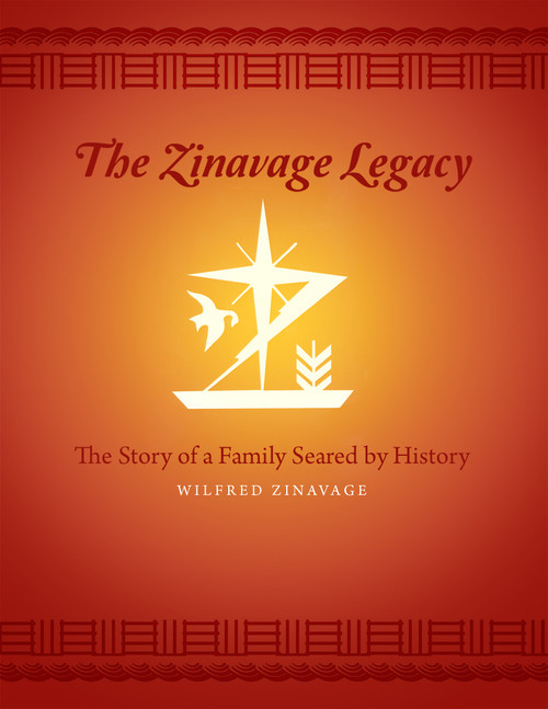 The Zinavage Legacy - eBook