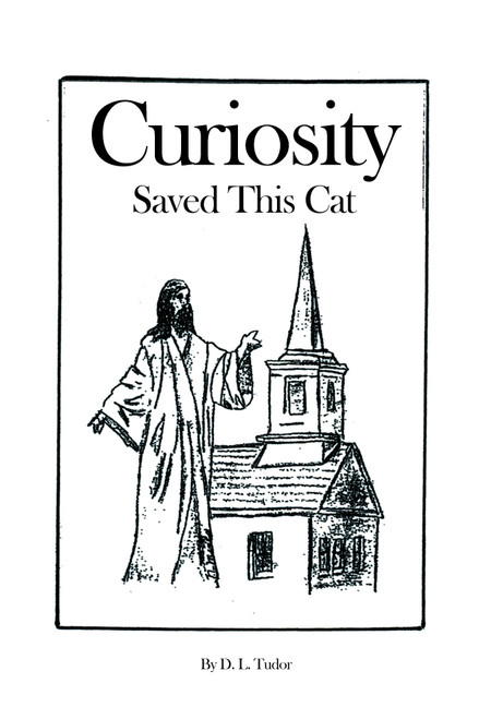 Curiosity Saved This Cat - eBook
