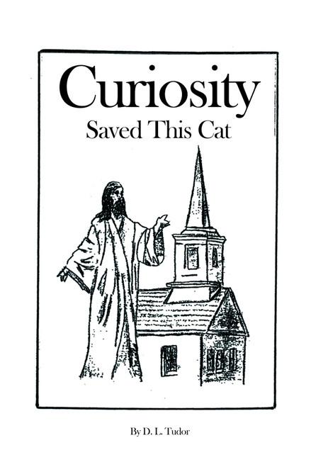 Curiosity Saved This Cat - eBook