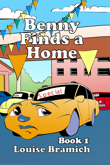 Benny Finds a Home - eBook