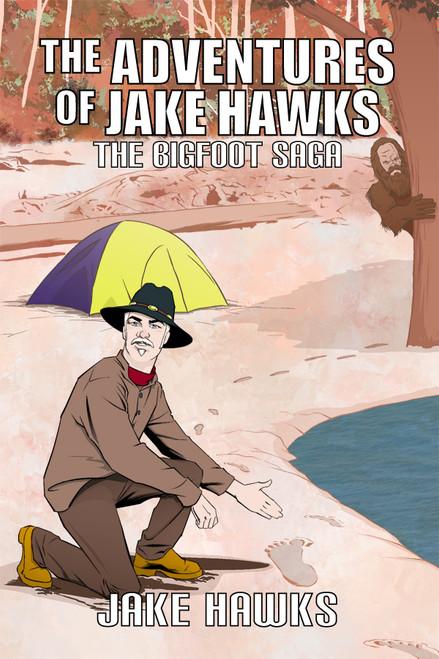 The Adventures of Jake Hawks - eBook