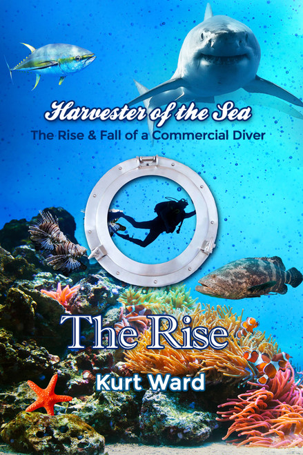 Harvester of the Sea - eBook