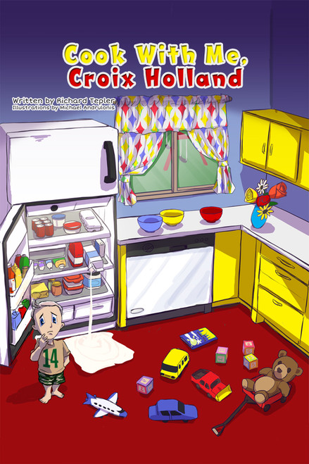Cook With Me, Croix Holland - eBook