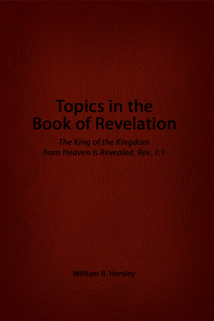 Topics in the Book of Revelation - eBook