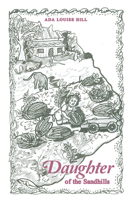 Daughter of the Sandhills - eBook