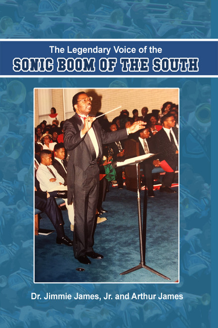 The Legendary Voice of the Sonic Boom of the South - eBook