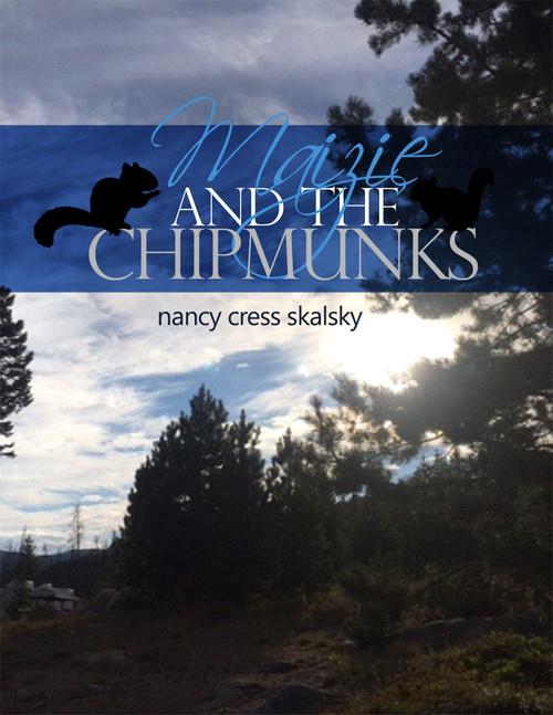Maizie and the Chipmunk - eBook