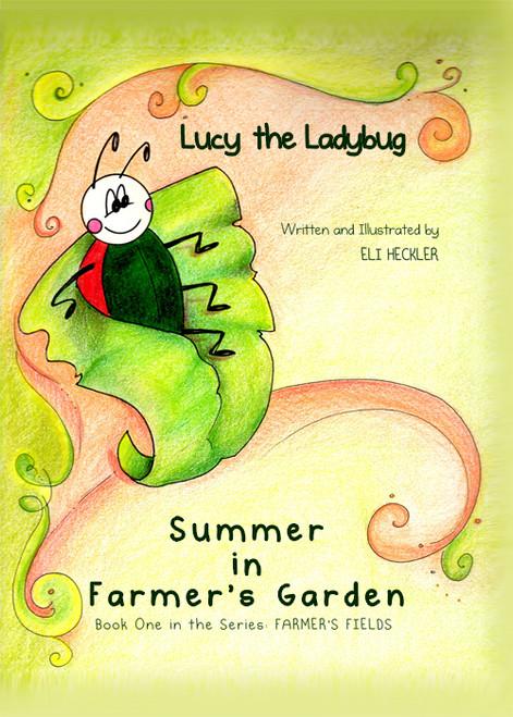Lucy the Ladybug - eBook