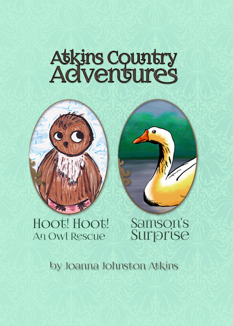 Atkins Country Adventures - eBook