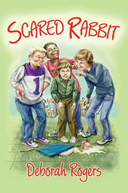 Scared Rabbit (Hardcover)