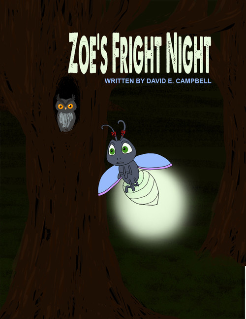 Zoe's Fright Night - eBook