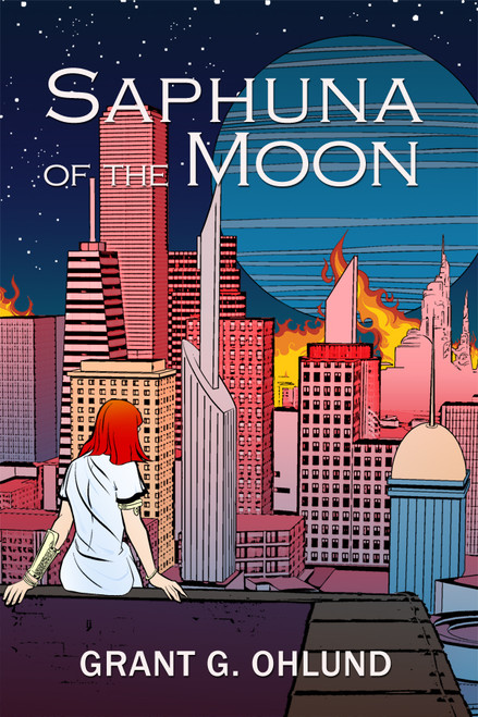 Saphuna of the Moon - eBook