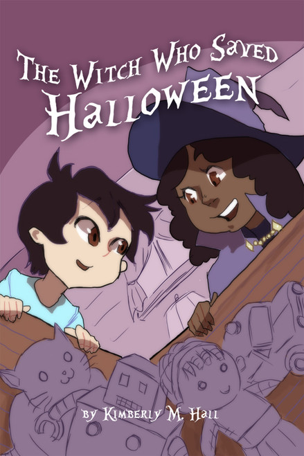 The Witch Who Saved Halloween - eBook