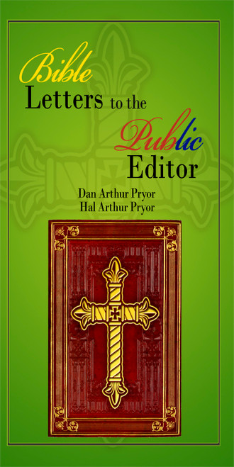 Bible Letters to the Public Editor - eBook