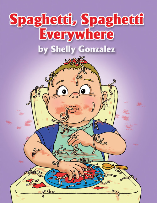 Spaghetti, Spaghetti Everywhere - eBook