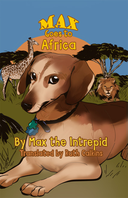 Max Goes to Africa - eBook