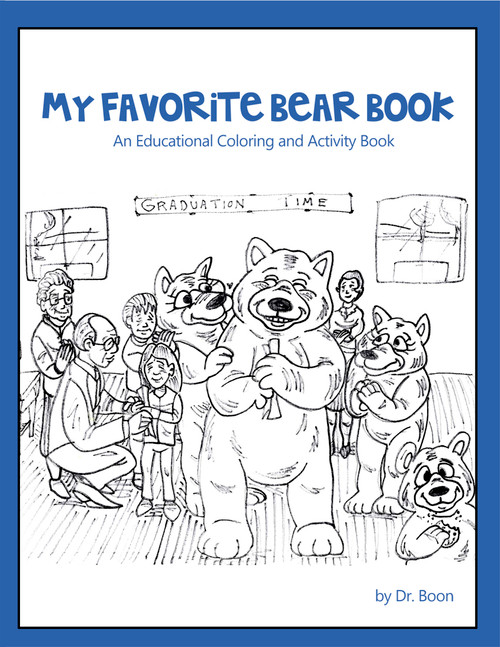 My Favorite Bear Book