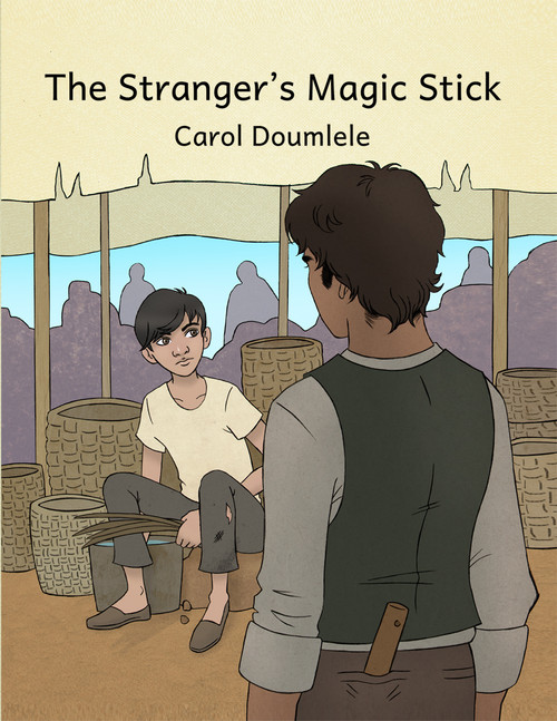 The Stranger's Magic Stick - eBook