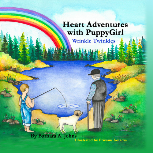 Heart Adventures with PuppyGirl: Wrinkle Twinkle - eBook
