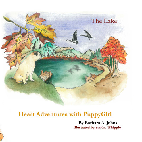 Heart Adventures with PuppyGirl: The Lake - eBook